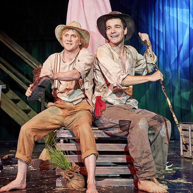 Die Abenteuer des Tom Sawyer im Volkstheater Rostock