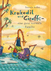 Vorlesezeit am Donnerstag: Krokodil und Giraffe - eine ganz normale Familie