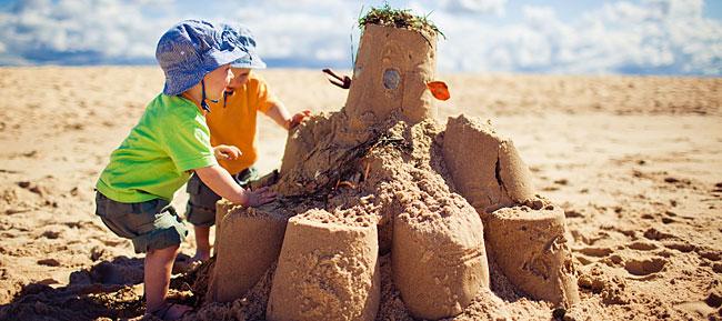 1. Warnemünder Sandburgenwettbewerb