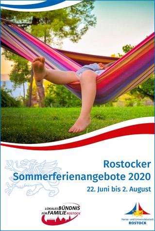 Ferienkalender: Rostocker Sommerferienangebote 2020