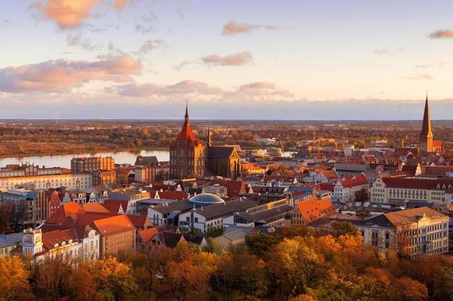 Fotoschnitzeljagd: Wir wirbeln durch Rostock