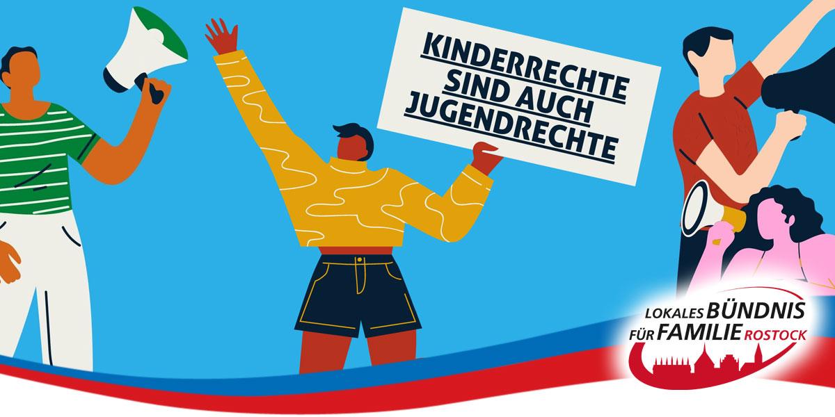 Kinderrechte sind auch Jugendrechte!