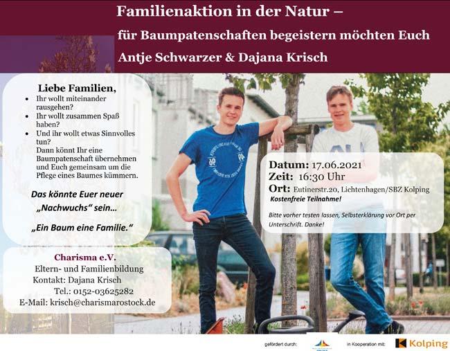 Baumpatenschaften in Rostock