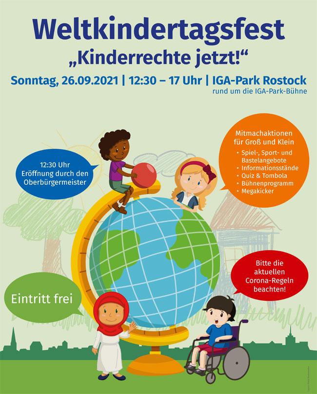Weltkindertagsfest 2021